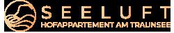 SEELUFT Hofappartement am Traunsee Logo